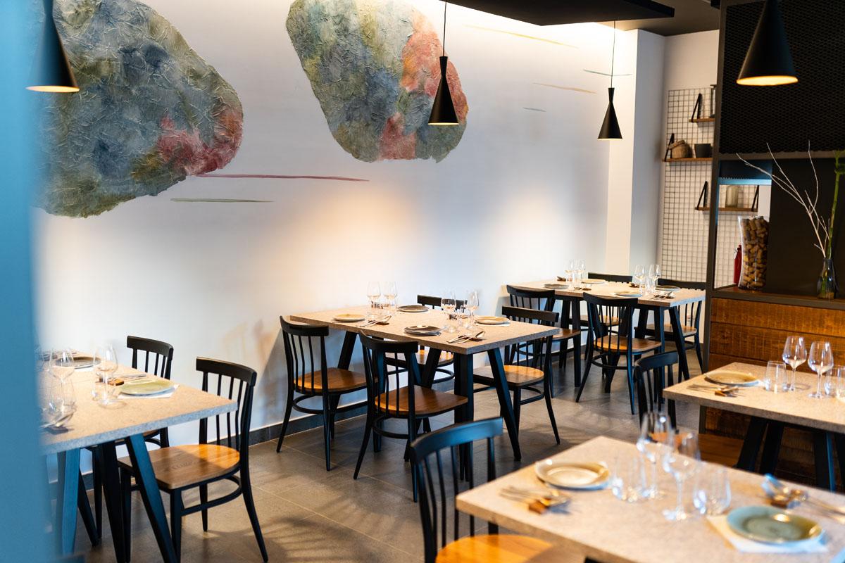 Restaurante Jadelu en Foios. restaurante kilometro cero de la Huerta Valencia