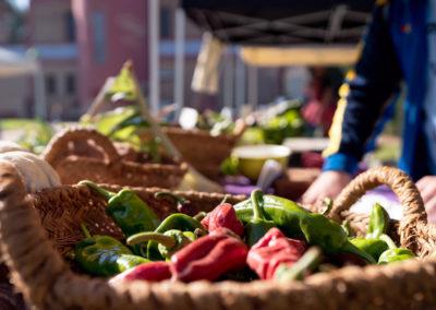 Mercat de la Terra. Mercado de la Huerta de Valencia