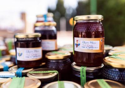 Miel ecológica de la Huerta de Valencia