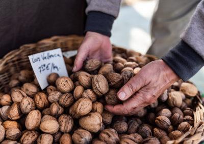 Nueces de la Huerta de Valencia