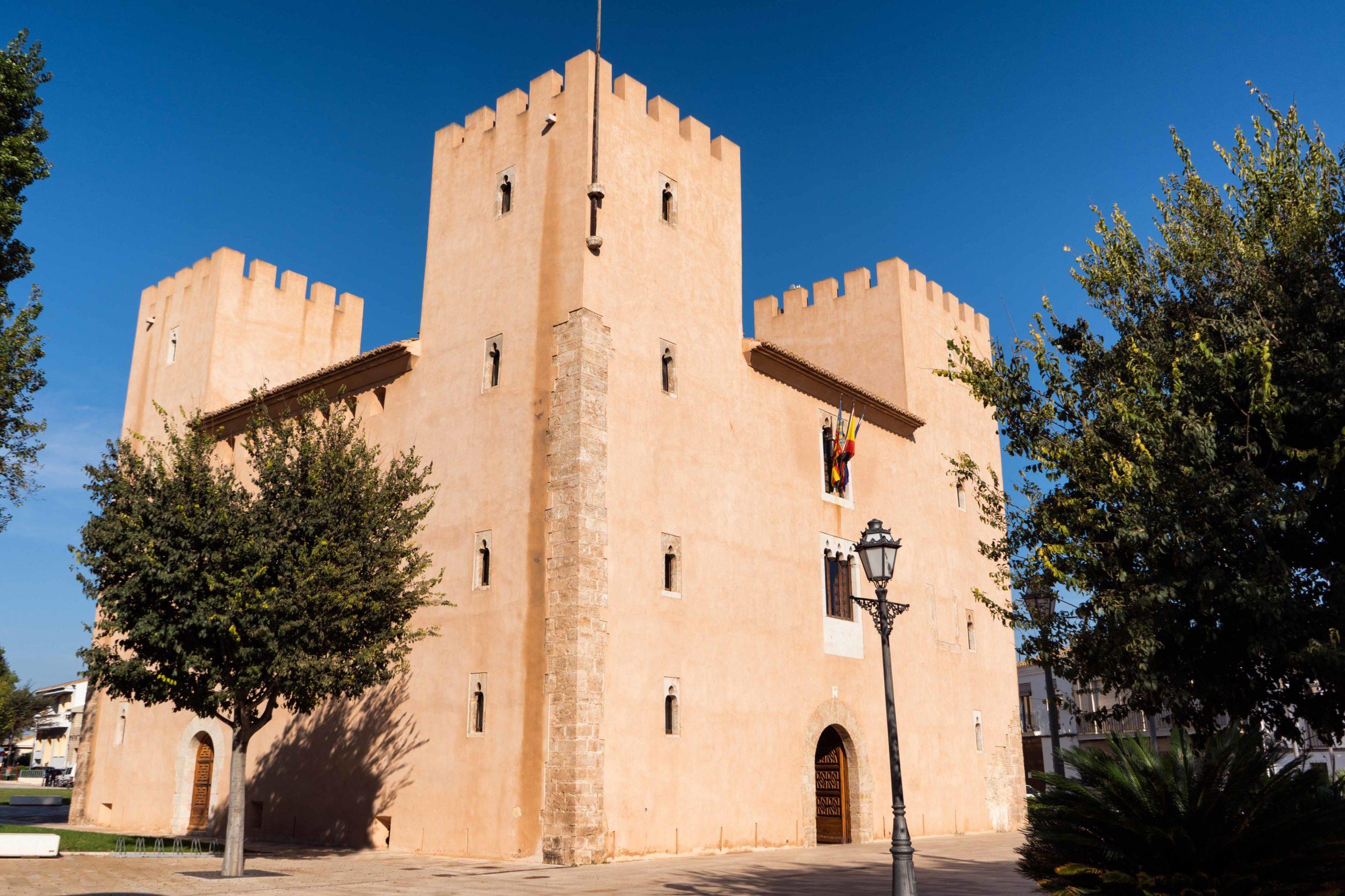 Palacio Sorells. Patrimonio de la Huerta Valenciana