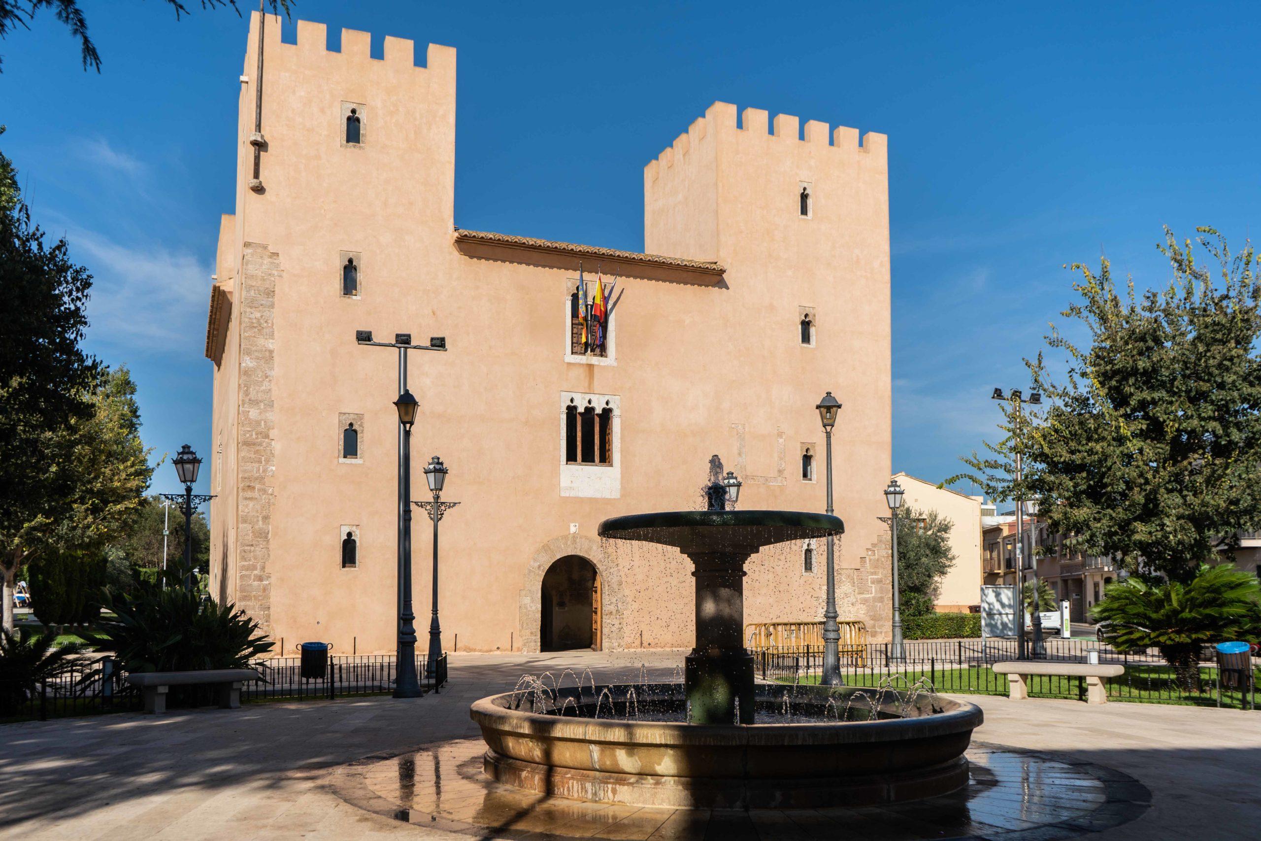 Castillo o Palacio de los Sorells