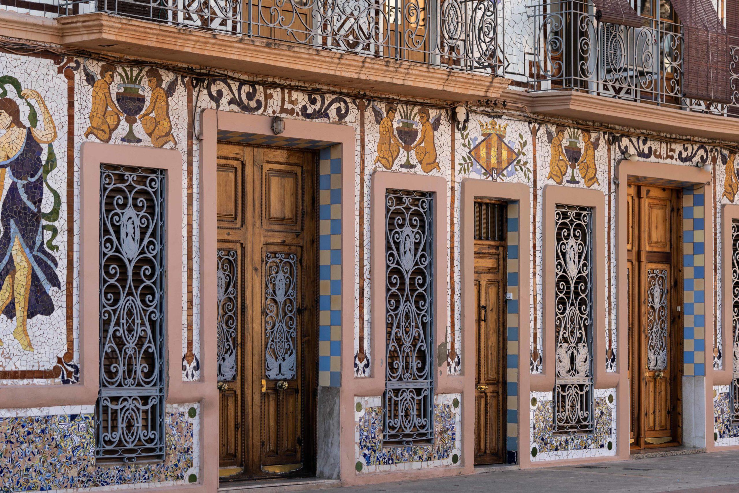 Casa LLopis. Qué Visitar en Huerta Valenciana