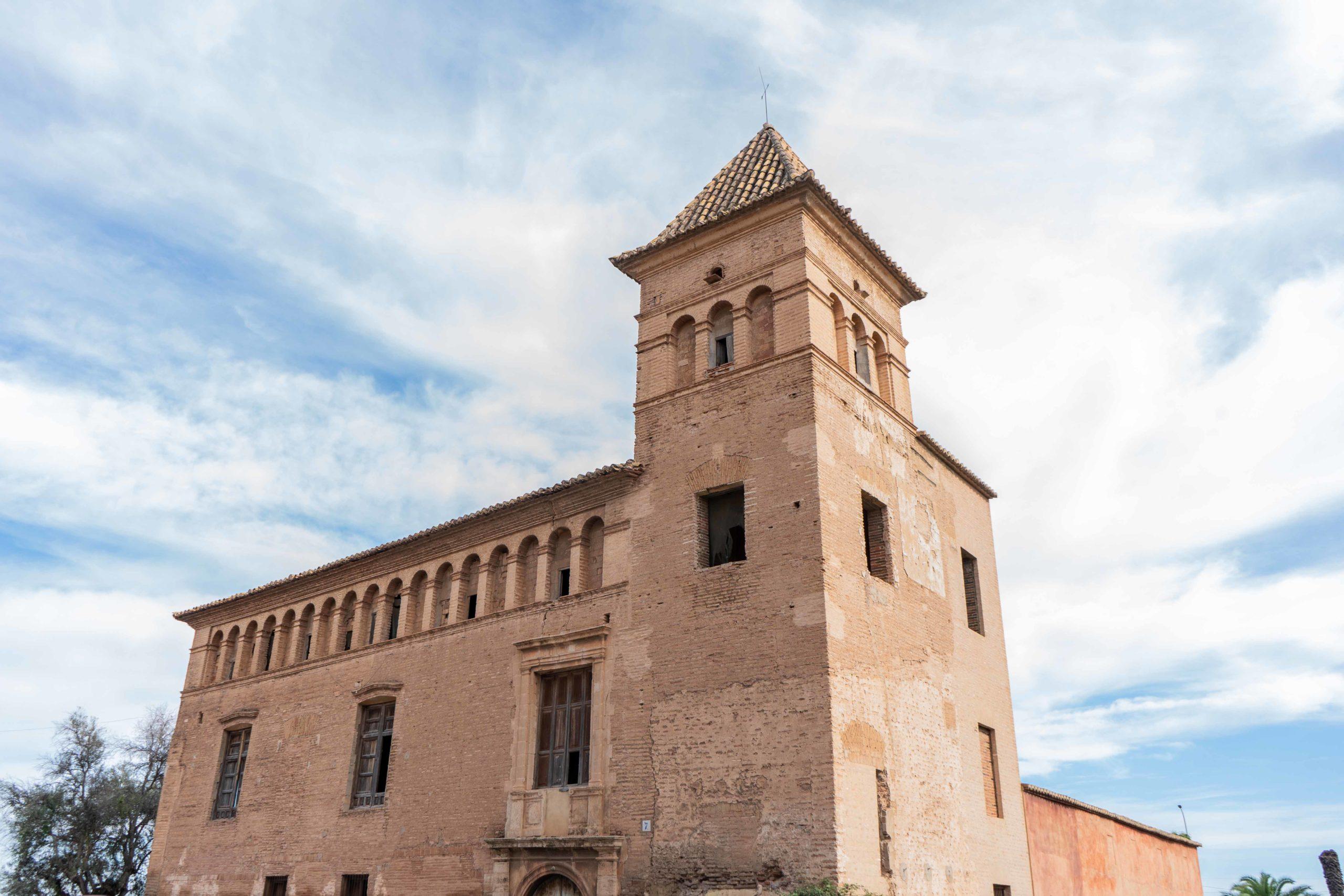 Casa de la Sirena también llamada Casa de la Serena. Monumentos huerta valenciana