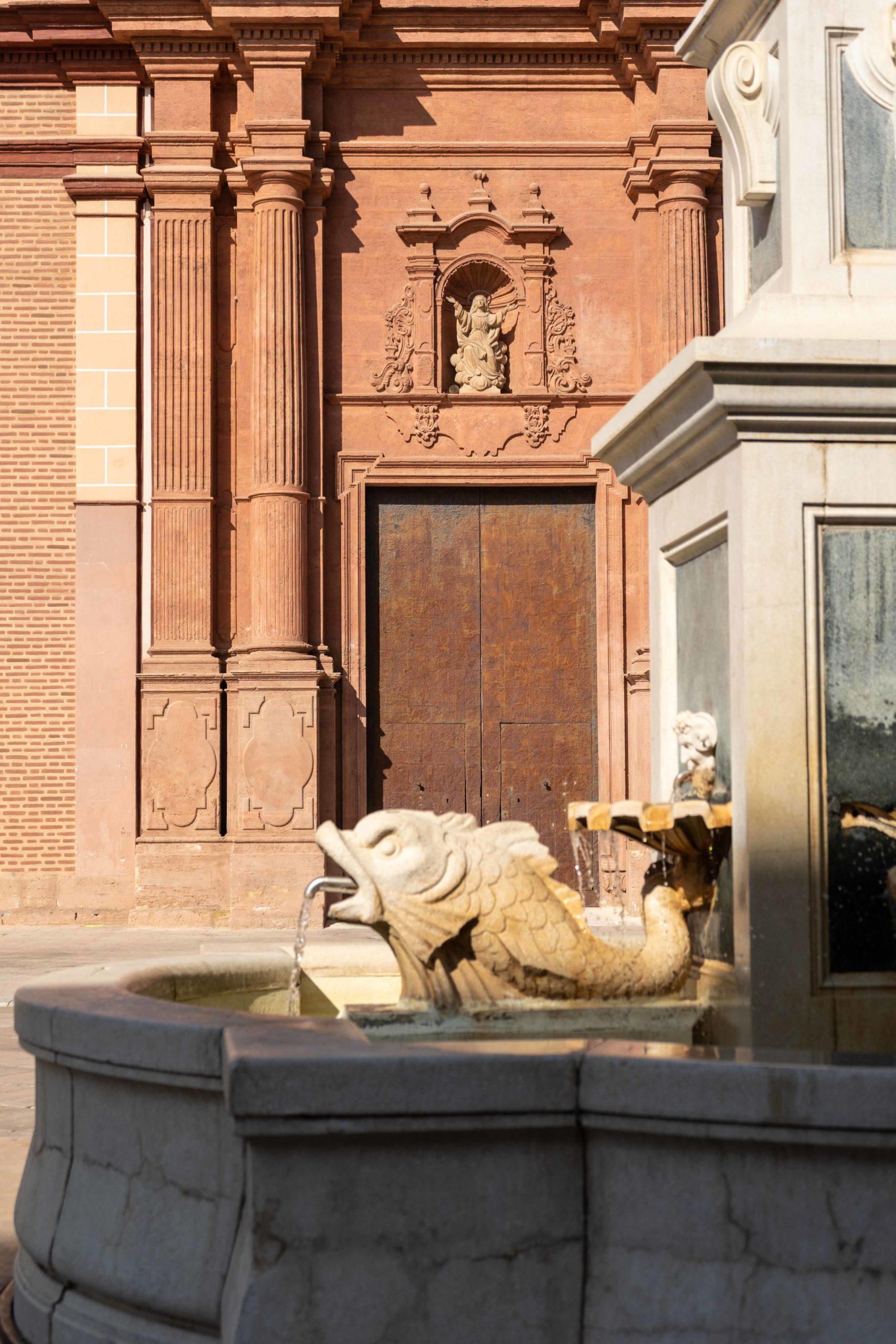 Iglesia de la Asunción. Monumento a visitar en la Huerta Valenciana