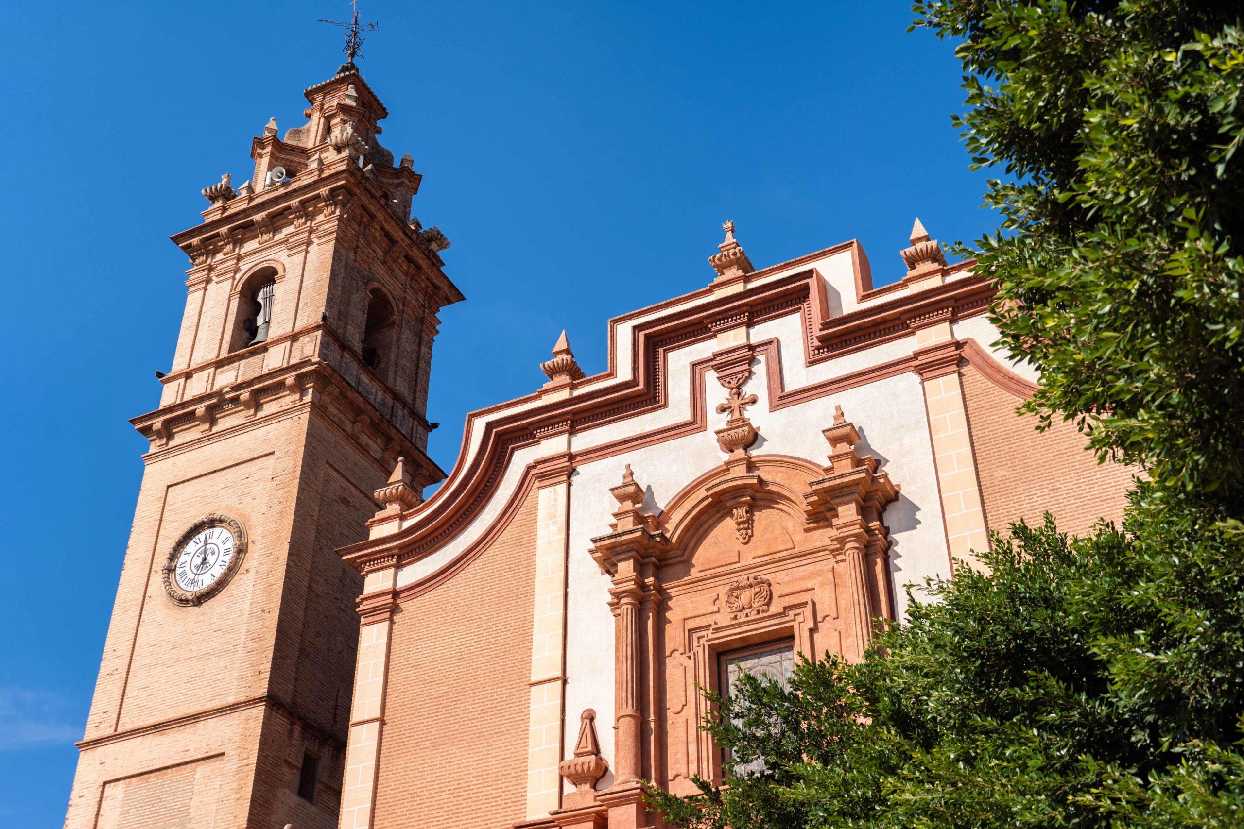Iglesia de la Asunción en Foyos