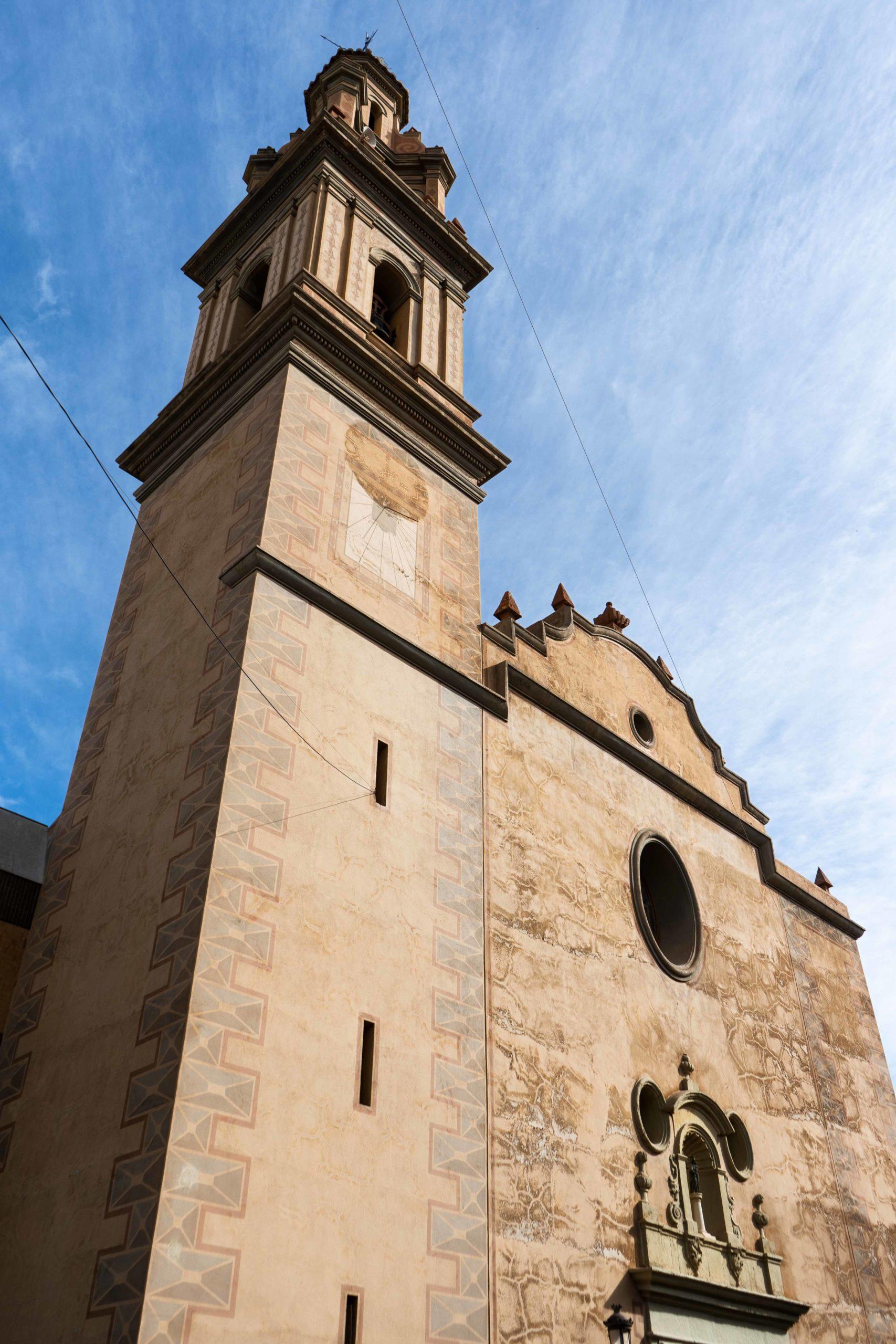 Iglesia del Pilar de Bonrepós. Monumentos Huerta Valenciana