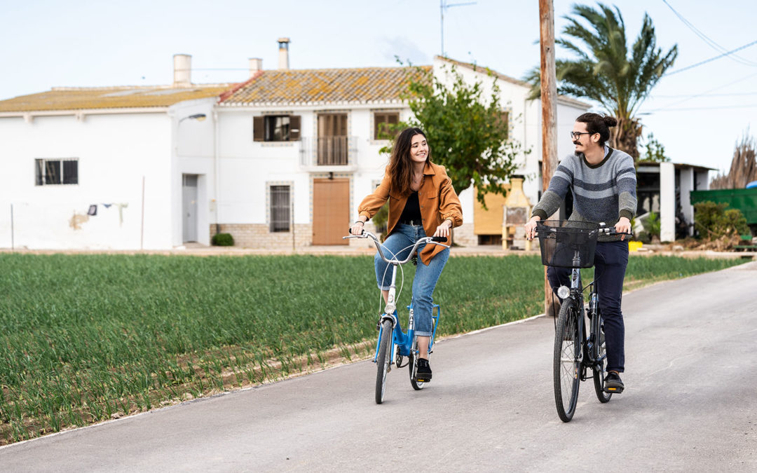Visitar La Huerta Valenciana