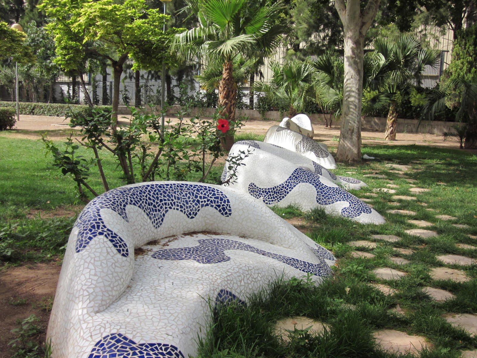Jardin Ausias de Almassera en el Carraixet
