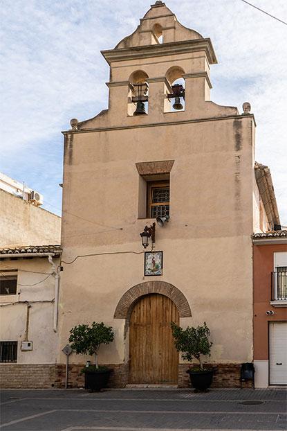 Ermita de Sant Joan (San Juan) en Mirambell