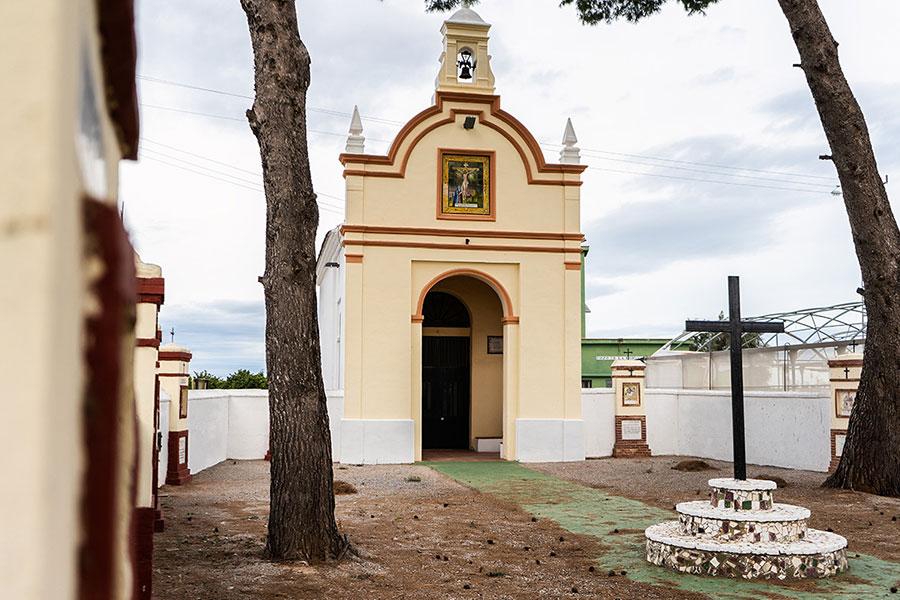 Ermita del Santísimo Cristo de la Sangre en Foios