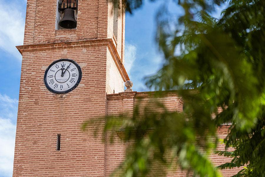 Iglesia de San Bartolomé de Alfara. Turismo del Carraixet