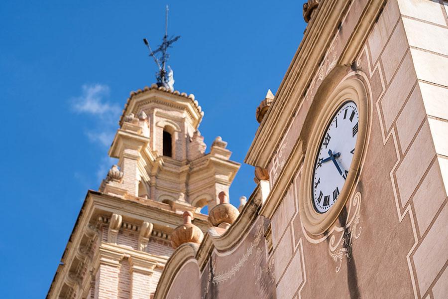 Iglesia de san Honorato de Vinalesa