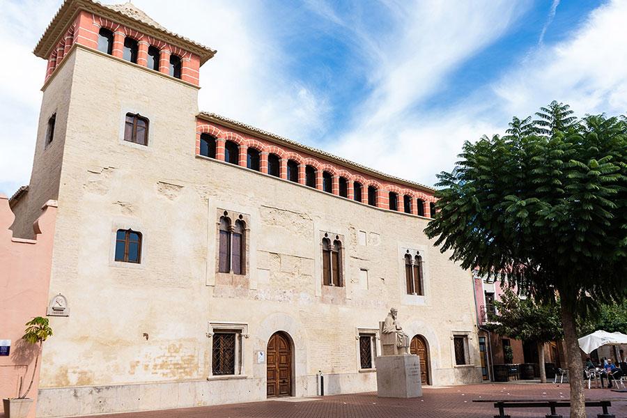 Palacio de la Señoría de Alfara. Turismo del Carraixet