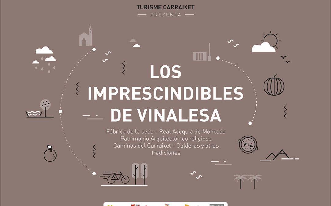 Los imprescindibles del Carraixet: Vinalesa