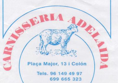 Carnisseria Adelaida