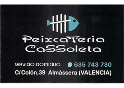 Peixcateria Cassoleta