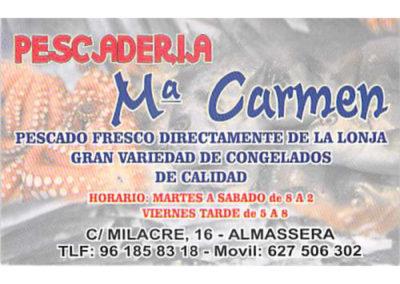 Pescaderia Mari Carmen