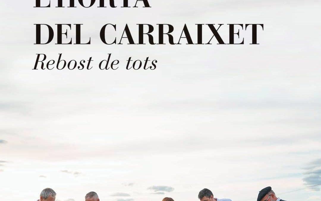 "Guía gastronómica ""La Huerta del Carraixet, despensa de todos"""