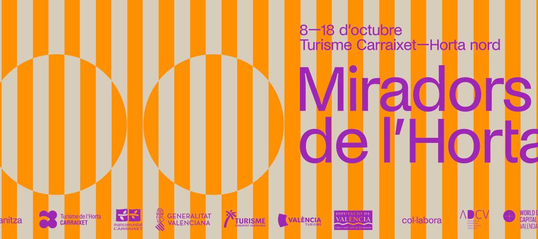 Festival Miradors de l'Horta 2021
